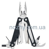 Мультитул Leatherman Charge ALX Leather Box