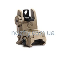 Целик складной Magpul MBUS Sight песочный