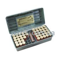 Коробка пластмассовая MTM SF-50 на 50 патронов кал. 12/76. Цвет – камуфляж.