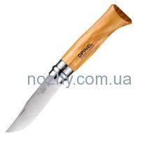Нож Opinel №8 Inox
