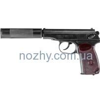 Пистолет Флобера СЭМ ПМФ-1МП полированный