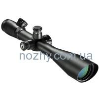 Прицел оптический Barska GX2 10-40×50 SF (IR Mil-Dot R/G)