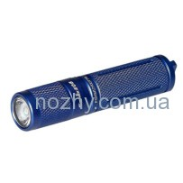 Фонарь Fenix E05 (2014 Edition) Cree XP-E2 R3 LED, синий