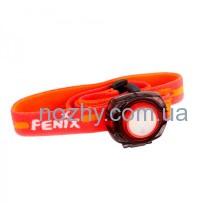 Налобный фонарь Fenix HL05R, красный