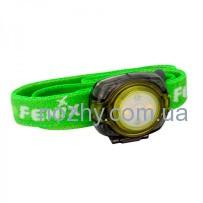 Налобный фонарь Fenix HL05G, зелёный
