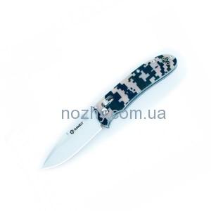 фото Нож Ganzo G704 камуфляж цена интернет магазин