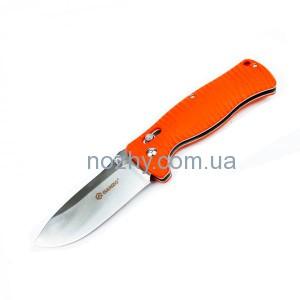фото Нож Ganzo G720-O, оранжевый цена интернет магазин