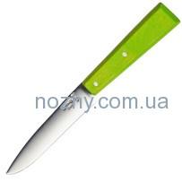 Нож Opinel Bon Appetit. Цвет — зеленый