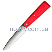 Нож Opinel Bon Appetit. Цвет — красный