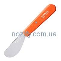 Нож Opinel Spreading №117 Inox. Цвет — оранжевый