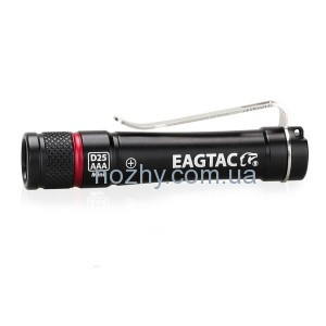фото Фонарь Eagletac D25AAA XP-G2 S2 (450/145 Lm) Red цена интернет магазин