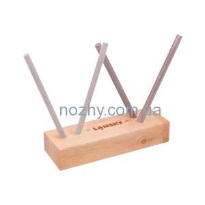 фото Точильный набор Lansky Diamond/Ceramic 4 Rod Turn Box цена интернет магазин