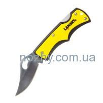 Складной нож Lansky Small Lock Back. Желтый