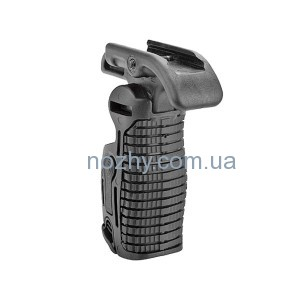 фото Рукоятка передняя для пистолетов FAB Defense KPOS Folding Foregrip цена интернет магазин