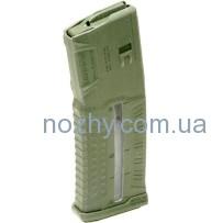Магазин FAB Defense 5,56х45 AR полимерный на 30 патронов. Цвет — оливковый