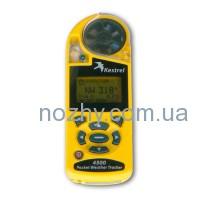 Метеостанция Kestrel 4500. Цвет – Yellow (желтый)