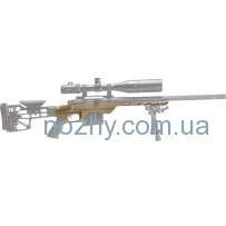 Ложа MDT LSS-XL для карабина Remington 700 Short Action. Материал — алюминий. Цвет — песочный
