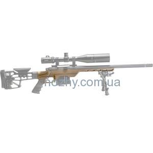 фото Ложа MDT LSS-XL для карабина Remington 700 Short Action. Материал - алюминий. Цвет - песочный цена интернет магазин