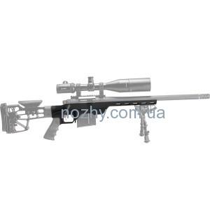 фото Ложа MDT LSS-XL для карабина Remington 700 Short Action. Материал - алюминий. Цвет - черный цена интернет магазин