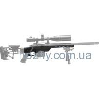 Ложа MDT LSS-XL для карабина Remington 700 Long Action. Материал — алюминий. Цвет — черный