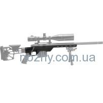 Ложа MDT LSS-XL для карабинов Savage (10/11/12/16) Short Action. Материал — алюминий. Цвет — черный