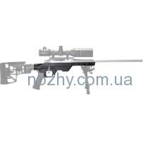 Ложа MDT LSS для карабина Remington 700 Long Action. Материал — алюминий. Цвет — черный