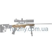 Ложа MDT LSS для карабина Remington 700 Short Action. Материал — алюминий. Цвет — песочный