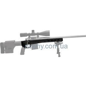 фото Ложа MDT HS3 для карабина Remington 700 Long Action. Материал - алюминий. Цвет - черный цена интернет магазин