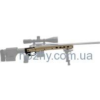 Ложа MDT HS3 для карабина Remington 700 Long Action. Материал — алюминий. Цвет — песочный