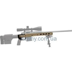 фото Ложа MDT HS3 для карабина Remington 700 Short Action. Материал - алюминий. Цвет - песочный цена интернет магазин