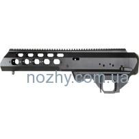 Ложа MDT TAC21 для карабина Remington 700 Long Action. Материал — алюминий. Цвет — черный