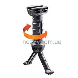 фото Рукоять переноса огня САА Pivot Pod Grip (интегрированная поворачивающаяся сошка) цена интернет магазин