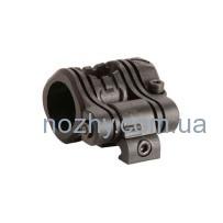 Постоянное крепление САА 5 Positions Flashlight/ Laser Mount для фонаря диаметром 21,3-23,8 мм