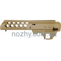 Ложа MDT TAC21 для карабина Remington 700 Short Action. Материал — алюминий. Цвет — песочный