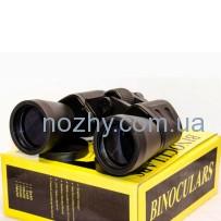 Бинокль 20х50 JAXY черный (стекло)