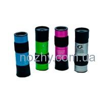 Монокуляр 20-80х25 JAXY голубой, зеленый, серый, розовый