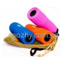 Монокуляр 7х18 JAXY голубой,оранж, розовый