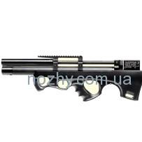 Винтовка пневматическая Raptor 3 Compact Plus PCP кал. 4,5 мм. Цвет — черный