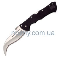 Нож Cold Steel Black Talon II Serrated Edged
