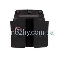Подсумок Fobus Roto-Holster Paddle для двух магазинов Glock 17/19
