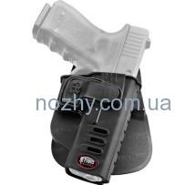 Кобура Fobus Roto-Holster Paddle для Glock-17/19 с креплением на ремень