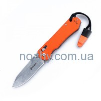 Нож Ganzo G7452-WS оранжевый