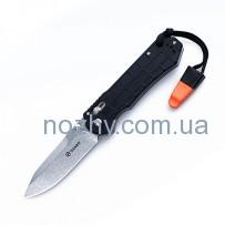 Нож Ganzo G7452P-WS чёрный