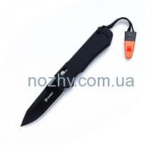Нож Ganzo G7453-WS чёрный