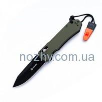 Нож Ganzo G7453-WS зелёный