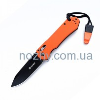 Нож Ganzo G7453-WS оранжевый