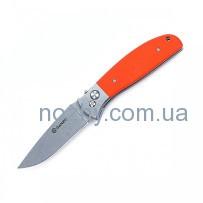 Нож Ganzo G7482 оранжевый