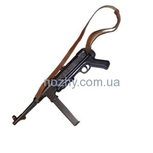 фото Пистолет-пулемет ERMA МР-40, Шмайсер (Макет) Denix 1111/С цена интернет магазин