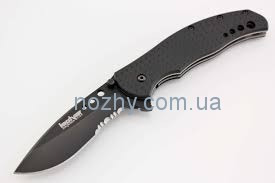 фото Нож KERSHAW BOA 1580ST Ken Onion Serrated цена интернет магазин