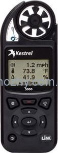Метеостанция Kestrel 5000 Bluetooth. Цвет — Black (чорний)